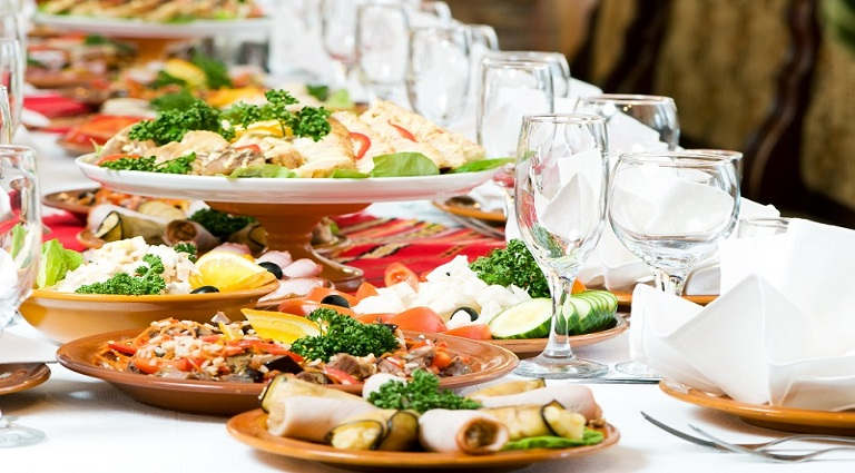 Gayatri Catering Background