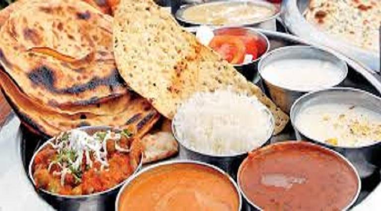 Shree Radhika Restaurant Background