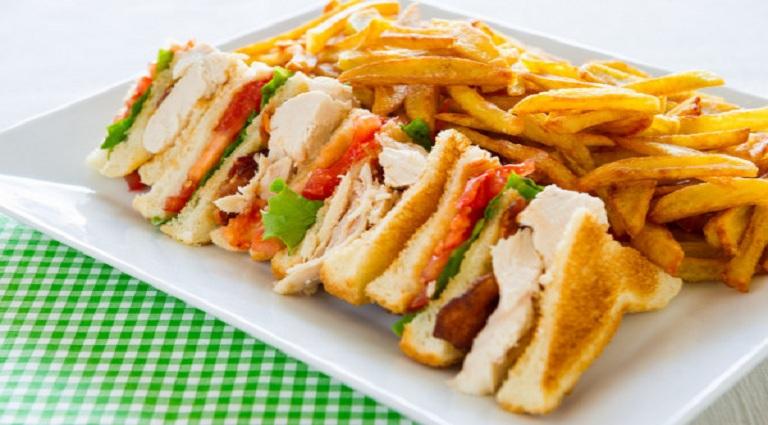 Shreeji Sandwich Background