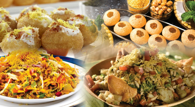 Chaat House Background
