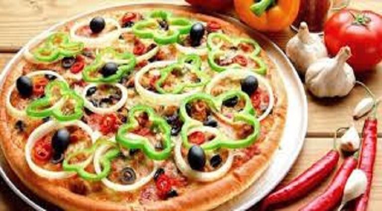 Tazza Pizza Background