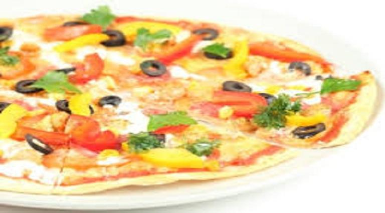 InHouse Pizza Background