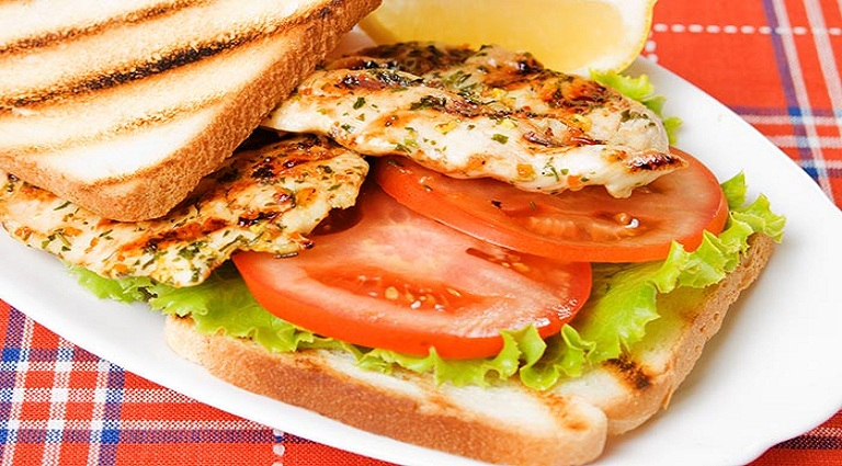 Kabir Singh Fast Food Background