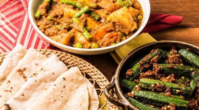 Geeta's Kitchen Background