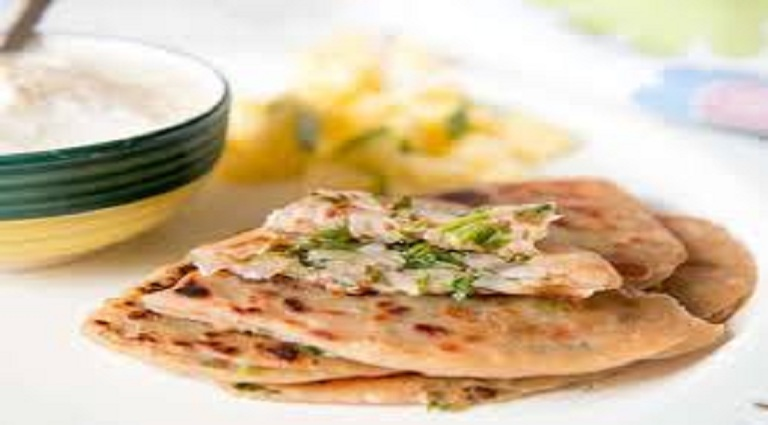 A1 Paratha House Background