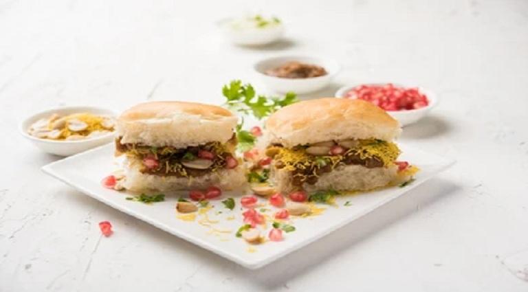 Khushmaza Fast Food Background