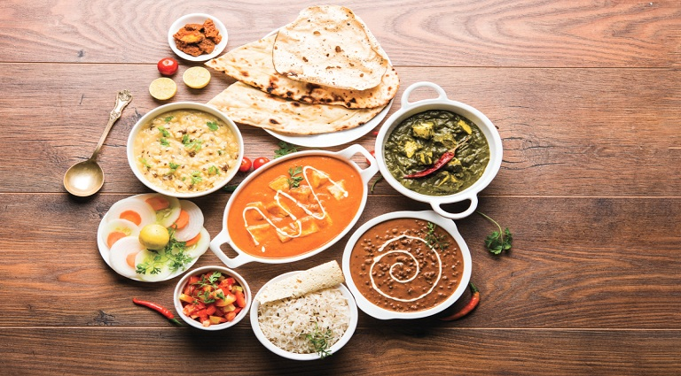 Shivam Restaurant Background