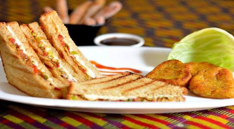 Jalpa Fast Food Background