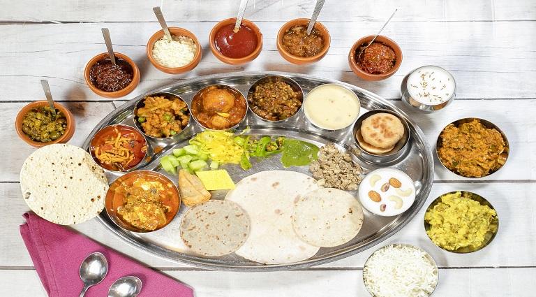Shree Padmavati Ma Fast Food Background