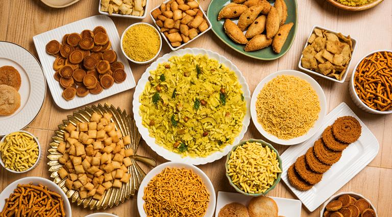 Prathmesh Food Products Background