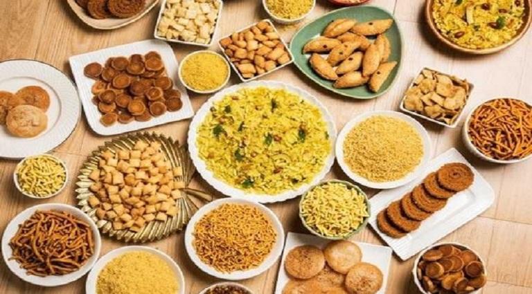 Anupam Sweets & Farsan LLP Background