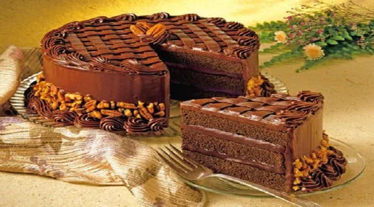 Ambrosia Cake Shop Background