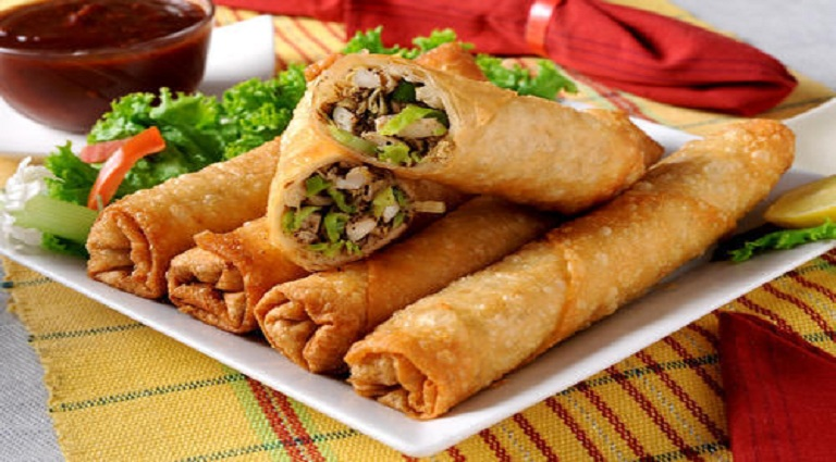 Vikram Fast Food Background