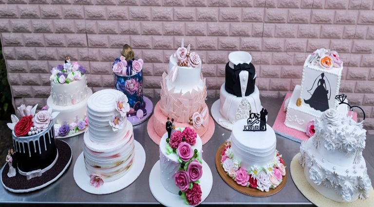 Cake Centre - The Dessert Maker Background