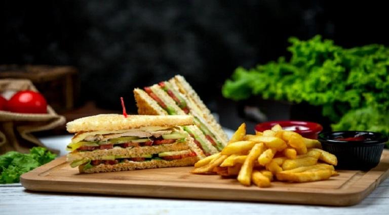 Dharma's Sandwich Background