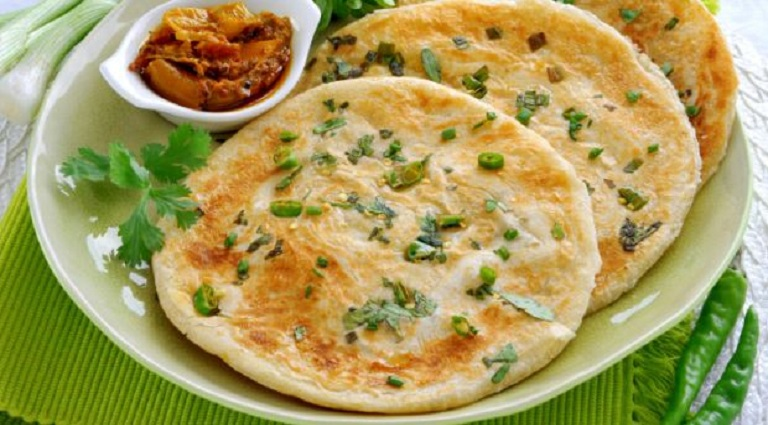 The King Paratha Background