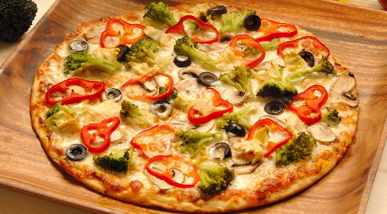 Top Choice Pizza Background