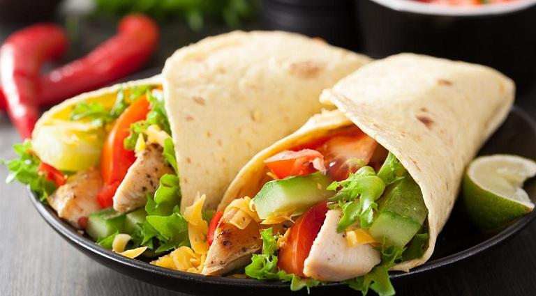 Chawla Fast Food Background