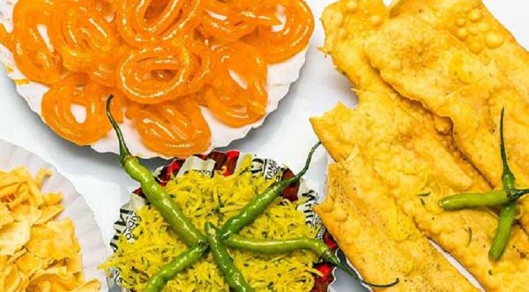 Madhuram Sweets Farsan Dryfruits Background