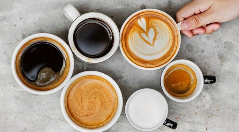 Chai Coffee Point Background