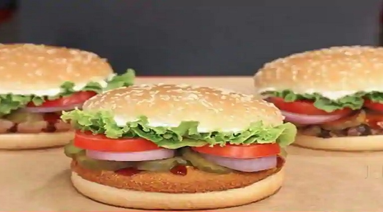 Mouth Watering Sandwich Background