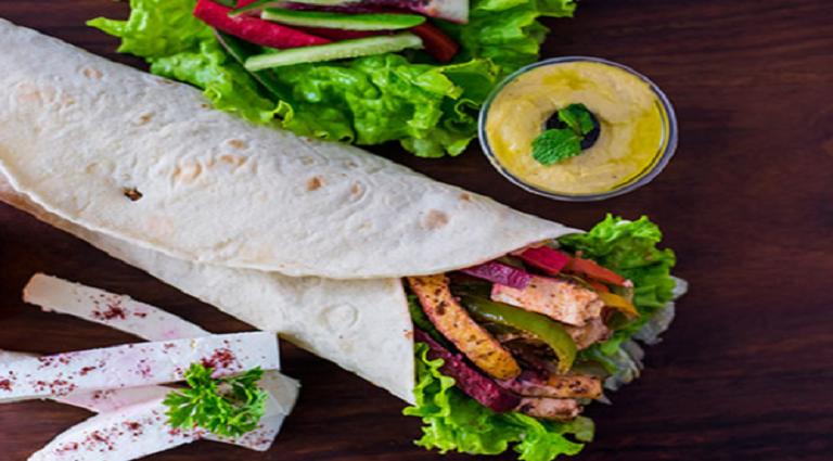 Shawarma Express Background