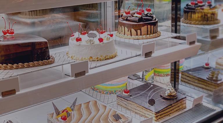 Rare Affaire' Cakes Background