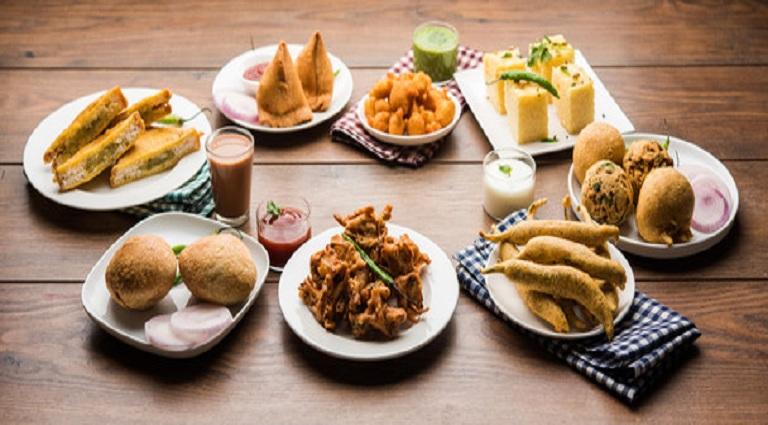 Bhukhhad Cafe Background
