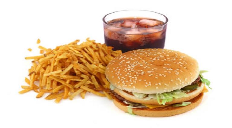 Desi Burger Background
