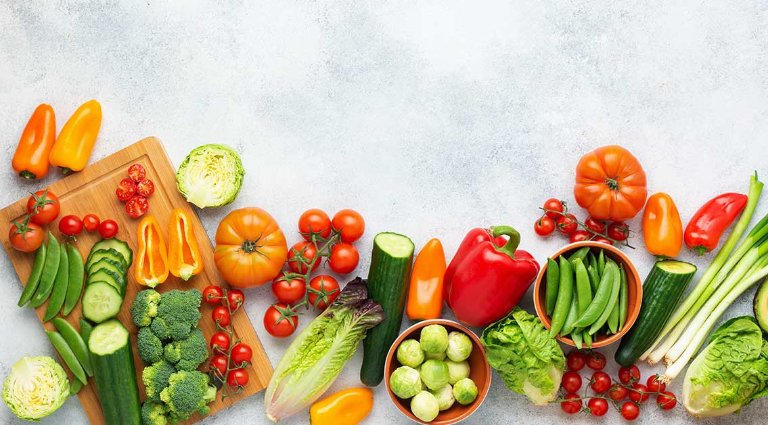 Shiv Vegetables And Fruits 1985 Background