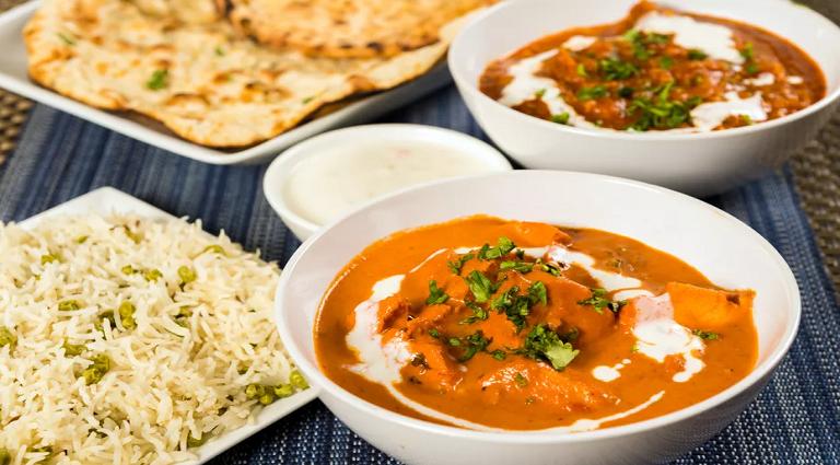 Food Ghar Background