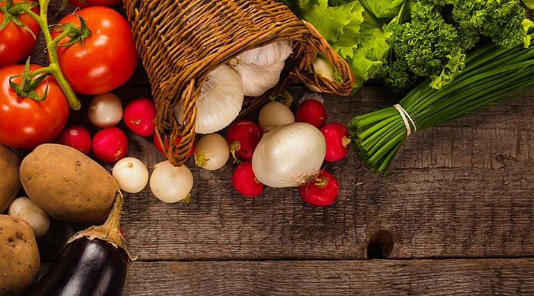 Manohar Fruit & Vegetables Background