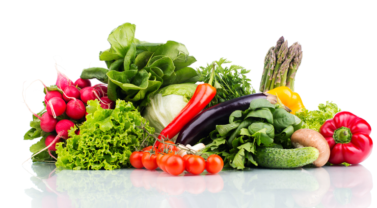 Anand Vegetable Background