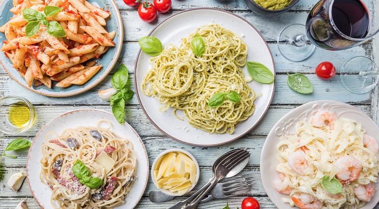 Tulsi Chinese & Italian Background