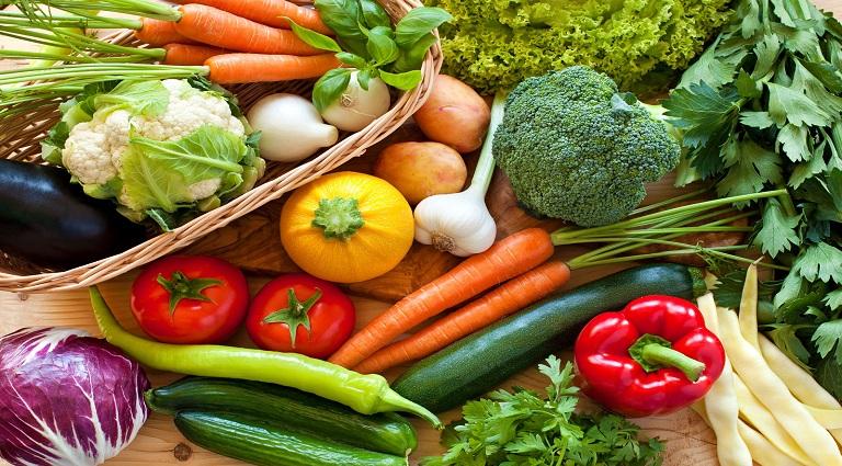 Kgn Vegetables Background