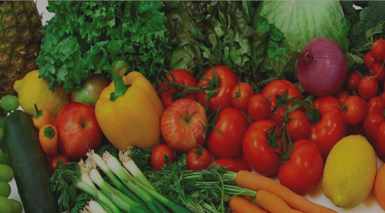 Har Shubh Sanket Fruits And Vegetable Corner Background