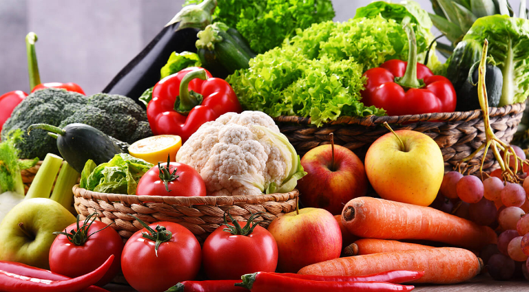 Gupta Fruits And Vegetable Supplier Background