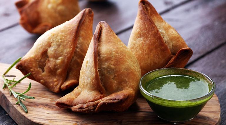 Balaji Snacks Background