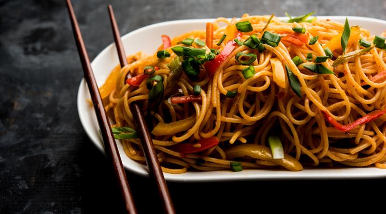 Chinese Gastronom Background