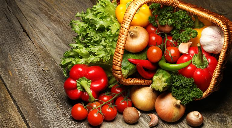 Md Fruit Basket Background
