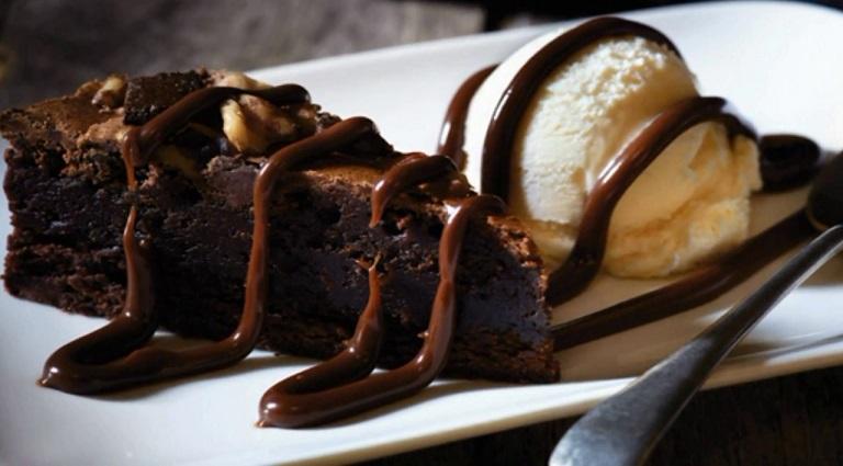 Dessert House Background