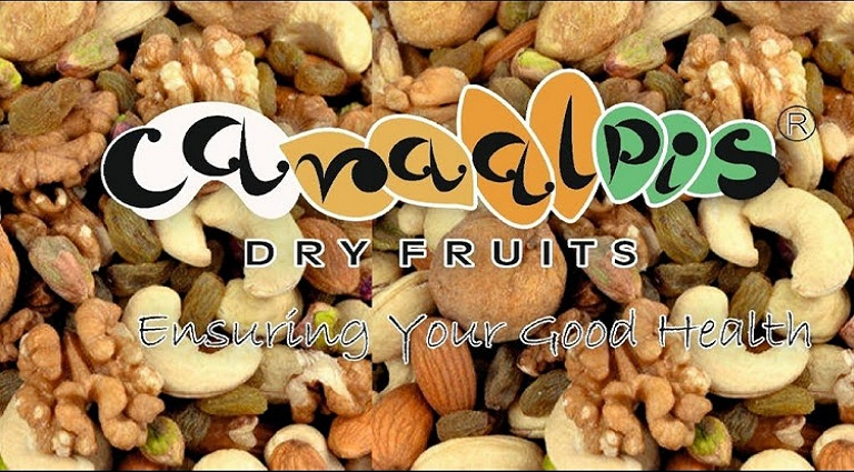 Caraalpis Dry Fruits Background