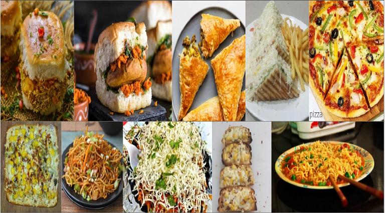 Shree Navdurga Sandwiches Background