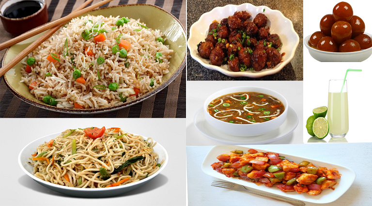 Riyanshi Fastfood & Juice Background