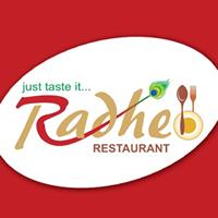 Radhe Restaurant Logo