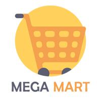 Mega Mart Logo