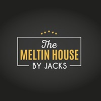 The Meltin House by Jacks Logo