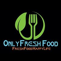 Only Fresh Food Logo