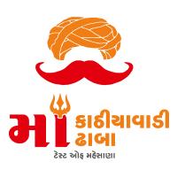 Maa Kathiyawadi Dhaba Logo