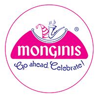 Monginis Cake Logo